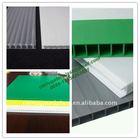 Corrugated Plastic Decorative Wall Cover Sheets