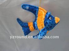 Plush tropical fish