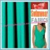 Available Goods Of Shiny Elastic Swimwear Fabric