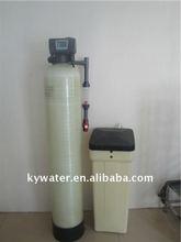 high efficient 1000LPH water softener plant