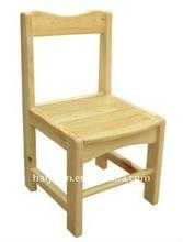 School Furniture/ Child Solid Wood Panda Student Chair
