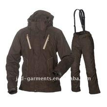 Ladies multipurpose ski suit for winter season 2012