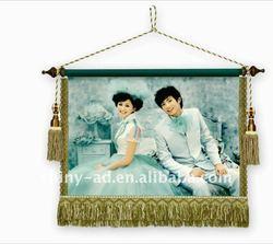 nice wedding photos printing hang on the wall
