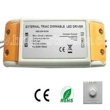 27W 700mA External constant current triac dimmable led driver