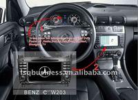 MERCEDES BENZ C-Class W203 CAR DVD navi gps navigation AUTORADIO radio/gps