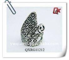 Newest alloy antique men's finger rings (QXRG11212)