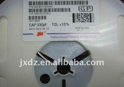 Fenghua SMD Capacitor 0603 330PF 331K 10% 50V