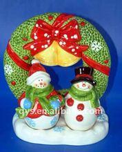 christmas snowman decor