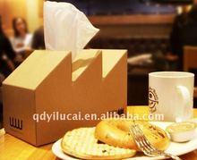 tissue paper box of special design