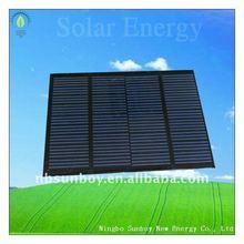 9V 125mA Epoxy Resin Solar Photovoltaic