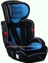 Asiento de coche de bebé / producto del bebé con ECE44 / 04 estándar nuevo diseño de la cubierta