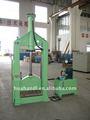Máquina de corte de borracha / pneu planta máquina