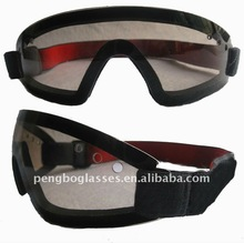 horse racing glasses with CE EN166 & ANSI Z87+ (sample charge free)