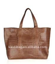 HY-41 2012 New arrival Crocodile lines Women PU handbags