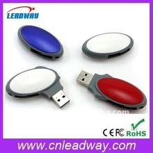 Various mini egg swivel shape promotional gift USB flash pen