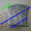 0.9mm Galvanized Double Loop Bag Tie Wire (ISO9001:2000 Factory)