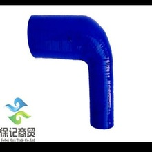 Silicone 90 degree Elbow reducer