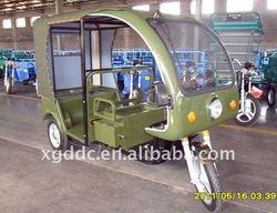 Electric Passenger 3 Wheeler