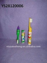 2011 newest small promotional toy tooth brush pen
