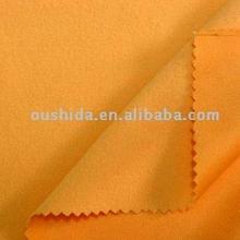 tricot brushed golden velvet