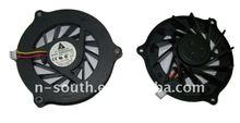 Laptop CPU cooling fan DC Brushless KSB0505HA with Delta DC5V 0.32A Cooling Fan for HP 500 200 DV200 V3000