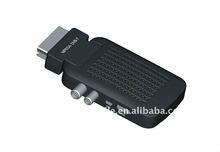 HD Mini Scart DVB-T Reciever for Poland, Cyprus,HDVB8608