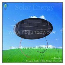 5W 18V Oval PET solar panel kit