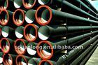 ductile iron k9 tube