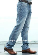 fashion denim fabric denim jeans & man's denim jeans 2012