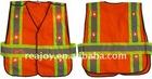 Hot! reflective vest with led flashing