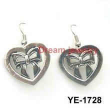 new design alloy earrings 2012