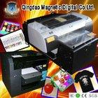 A1 size flatbed textile printer