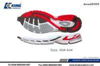 Popular men running sport shoe sole(hot selling)