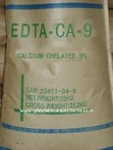 Calcium Chelated 9% pharmaceutical intermediates EDTA