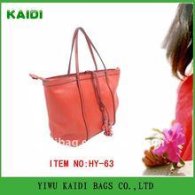 Europe trendy fashion ladies PU handbags Tote bags 2012