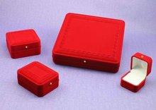 flocking jewelry box