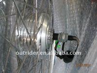 electric bike roller brake hub motor