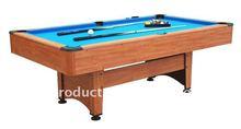 beautiful and elegant custom MDF pool table