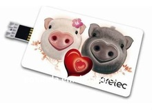 Greeting Card USB flash drive for Thanksgiving Day in Morocco