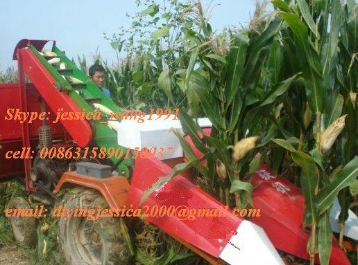 Dy-ch una cosechadora de maíz maquinaria