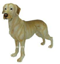 Decorative Polyresin Dog