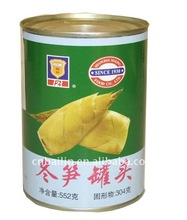 Winter&Spring Bamboo Shoots in tin