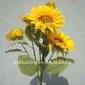2011 yeni yapay ipek çiçekler ayçiçek