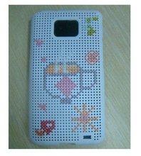 cross-stitch TPU case/cover