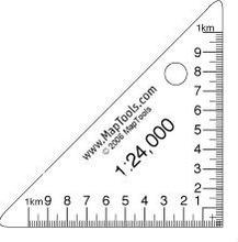 Map Scales Mini Corners