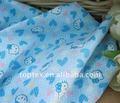 hola el algodón 100% del gatito imprimió la tela para los niños