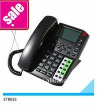 VoIP SIP phone/IP phone,4 lines voip phone