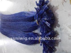 Factory 100% remy human hair U-Tip Hair