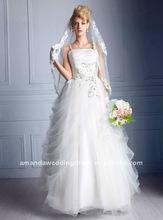 2012 new model evening dress and wedding dresshot