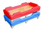 children plastic Bed (foldable bed)